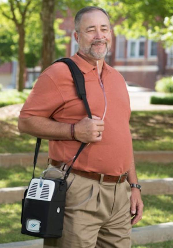 Concentrador de oxigeno portatil Airsep freestyle 5 persona