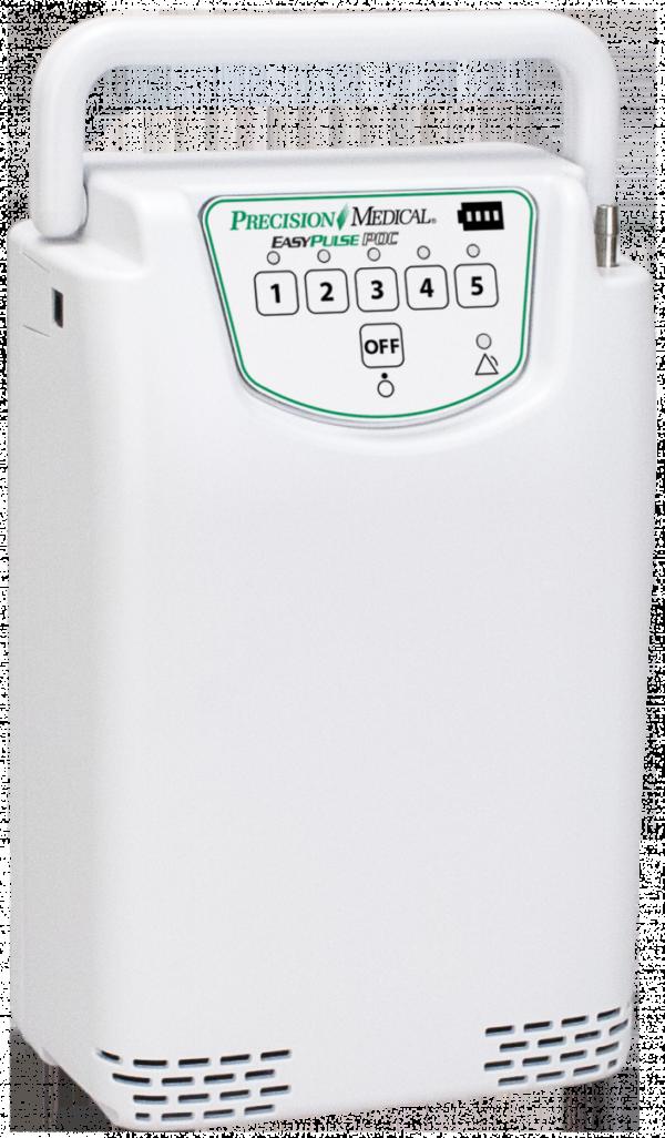 Concentrador de Oxigeno Portatil EASYPULSE POC-5 con Botones