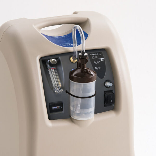 PERFECTO2V STATIONARY OXYGEN CONCENTRATOR-bottle