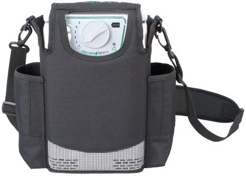 EasyPulse POC-5 Portable Oxygen Concentrator in Bag